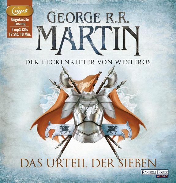 Der Heckenritter von Westeros / Das Urteil der Sieben Bd.1 (2 Audio-CDs) - Martin, George R. R.