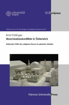 Moscheebaukonflikte in Österreich (eBook, PDF) - Fürlinger, Ernst