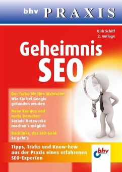 Geheimnis SEO (eBook, ePUB) - Schiff, Dirk
