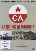 Sowjetarmee in Deutschland - Camping Alemannia, 1 DVD