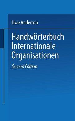 Handwörterbuch Internationale Organisationen