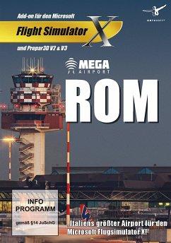 Flight Simulator X (FSX) - Mega Airport Rom (Addon)