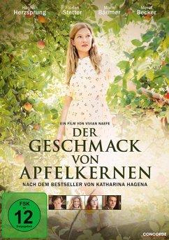 Der Geschmack von Apfelkernen - Herzsprung,Hannah/Stetter,Florian