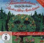 Traumzauberbaum-Geschenkbox, 4 Audio-CDs + 2 DVDs