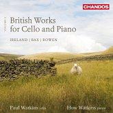 Britische Werke Für Cello Und Klavier