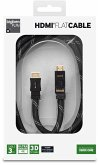 HDMI FLAT CABLE 1.4 / 3D Flat Kabel, 3m