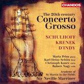 Das Concerto Grosso Im 20.Jh.