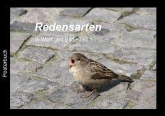 Redensarten in Wort und Bild - Teil 1 (Tischaufsteller DIN A5 quer)
