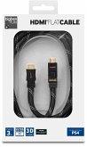 HDMI 1.4 / 3D Flat Kabel, HDMI FLAT CABLE, 3m