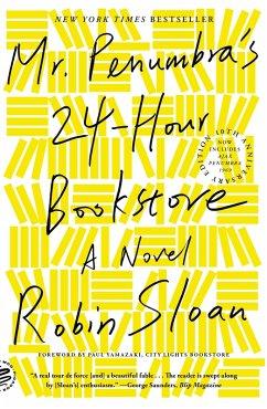 Mr. Penumbra´s 24-Hour Bookstore (eBook, ePUB)