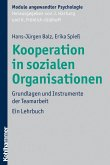 Kooperation in sozialen Organisationen (eBook, PDF)