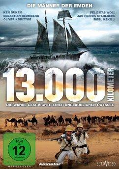13.000 Kilometer - Die Männer der Emden