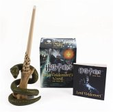 Harry Potter Voldemort's Wand with Sticker Kit
