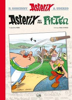 Asterix bei den Pikten / Asterix Luxusedition Bd.35 - Conrad, Didier;Ferri, Jean-Yves