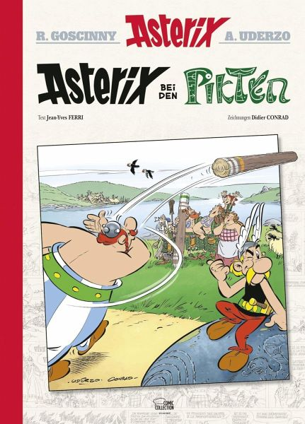 Buch-Reihe Asterix Luxusedition