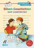 Neue Silben-Geschichten zum Lesenlernen / Lesemaus zum Lesenlernen Sammelbd.18