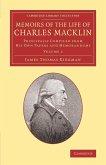 Memoirs of the Life of Charles Macklin, Esq.
