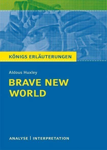 aldous buxley brave new world pdf