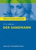 Der Sandmann von E.T.A. Hoffmann. Textanalyse und Interpretation mit ausführlicher Inhaltsangabe und Abituraufgaben mit Lösungen. (eBook, PDF)