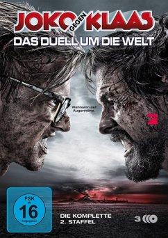 Joko gegen Klaas - Das Duell um die Welt: Die komplette zweite Staffel (3 Discs) - Joko Gegen Klaas-Das Duell Um Die Welt