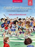 Fiddle Time Runners, w. Audio-CD