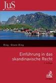 Einführung in das skandinavische Recht