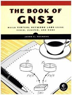 The Book Of Gns3 - Neumann, Jason