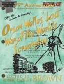 Orson Welles' Lost War of the Worlds Screenplay