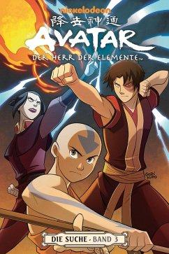 Die Suche 3 / Avatar - Der Herr der Elemente Bd.7 - Yang, Gene Luen