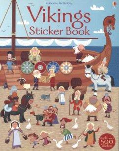 Vikings Sticker Book - Watt, Fiona