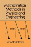 Mathematical Methods in Physics and Engineering (eBook, ePUB)