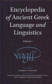 Encyclopedia of Ancient Greek Language and Linguistics (3 Vols)
