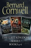 The Last Kingdom Series Books 4-6: Sword Song, The Burning Land, Death of Kings (The Last Kingdom Series) (eBook, ePUB)