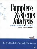 Complete Systems Analysis (eBook, PDF)