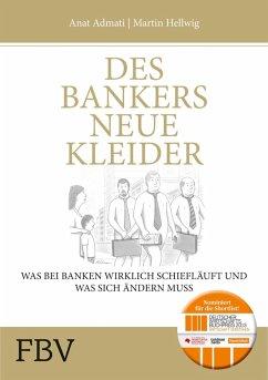 Des Bankers neue Kleider (eBook, PDF) - Hellwig, Martin; Admati, Anat