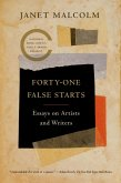 Forty-one False Starts (eBook, ePUB)
