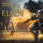 Die Schlacht am Mordstein / Die Elfen Bd.8 (1 Audio-CD)