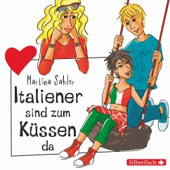 Freche Mädchen: Italiener sind zum Küssen da (MP3-Download) - Sahler, Martina