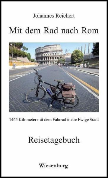 Mit Dem Fahrrad Nach Rom