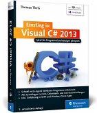 Einstieg in Visual C sharp 2013, m. DVD-ROM