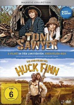 Tom Sawyer / Die Abenteuer des Huck Finn - Keine Informationen