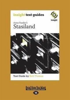 Stasiland (Large Print 16pt) - Funder, Anna