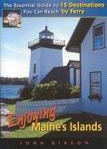 Enjoying Maine's Islands (eBook, ePUB)