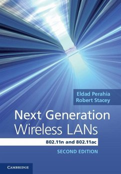 Next Generation Wireless LANs (eBook, ePUB) - Perahia, Eldad; Stacey, Robert