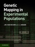 Genetic Mapping in Experimental Populations (eBook, ePUB)