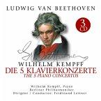 Beethoven:5 Klavierkonzerte-5 Klavierkonzerte