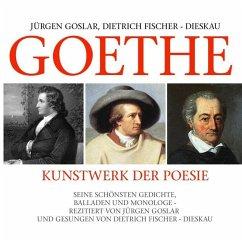 Goethe, 2 Audio-CDs - Goethe, Johann Wolfgang von