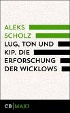 Lug, Ton und Kip. Die Erforschung der Wicklows (eBook, ePUB)