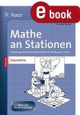 Mathe an Stationen Spezial Geometrie 1+2 (eBook, PDF)