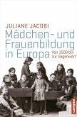 Mädchen- und Frauenbildung in Europa (eBook, PDF)